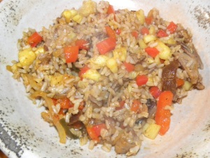 Pork & Pineapple Fried Rice