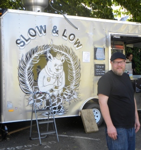 Slow and Low Food Truck