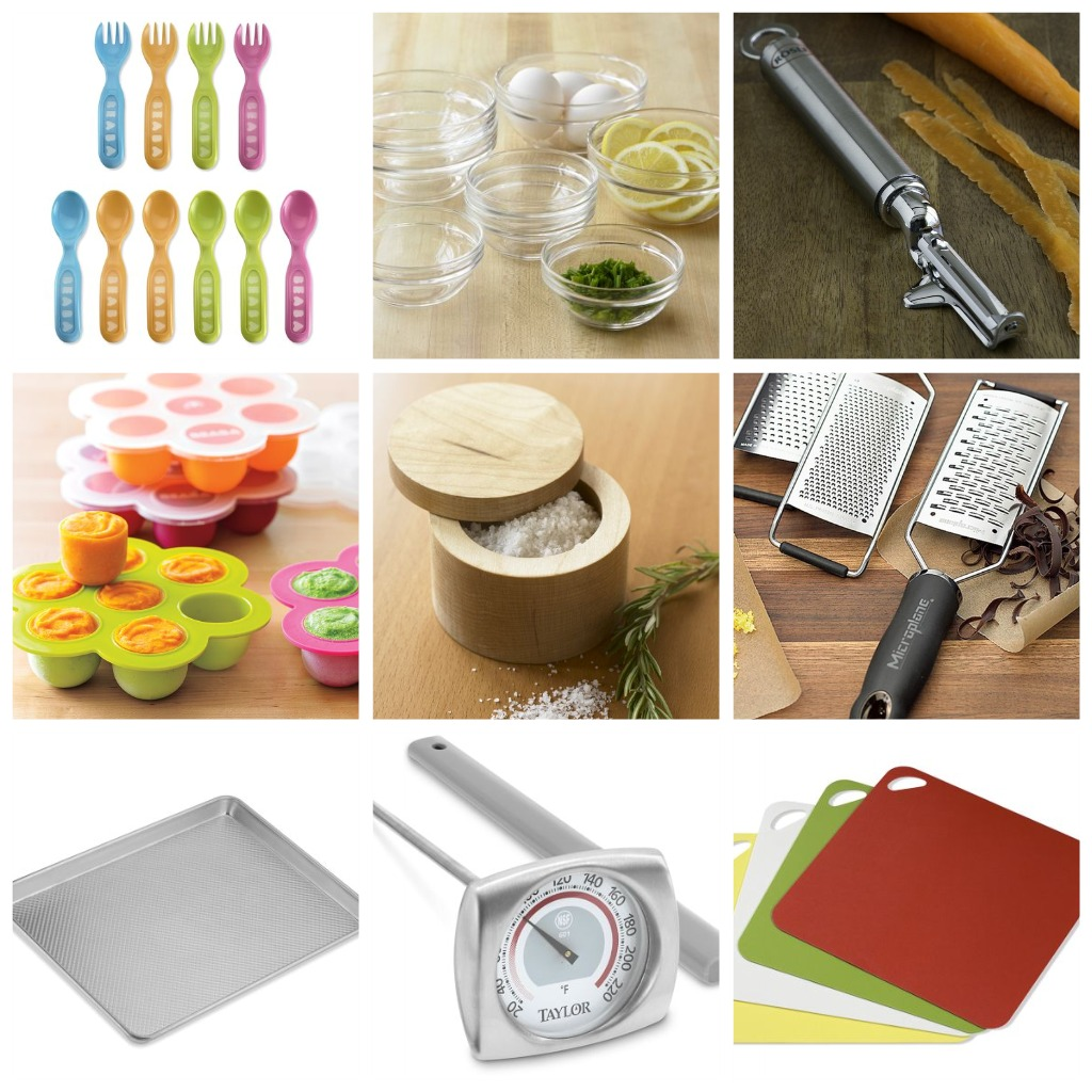 Williams Sonoma giveaway collage
