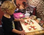 Pizza with Kids